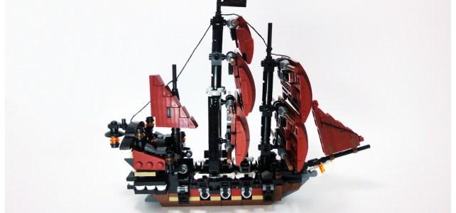 Pirates des Caraibes Microscale Queen Ann's Revenge