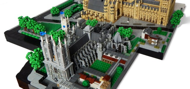 LEGO Westminster World Heritage Site