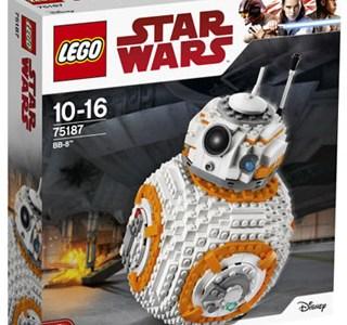 LEGO Star Wars BB-8 The Last Jedi