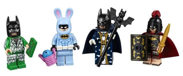 Bricktober ToysRUs LEGO Batman Movie minifigures 5004939