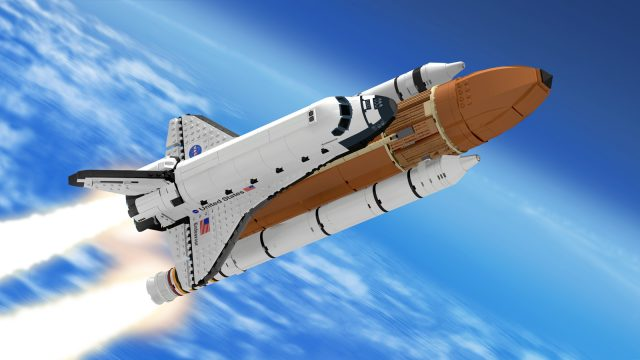 LEGO Ideas NASA Space Shuttle