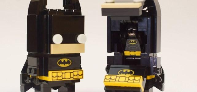 Mecha BrickHeadz Batman