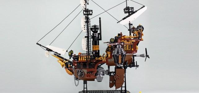 Dwarves' Airship