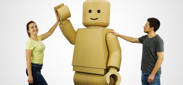 Comment faire son costume de minifig LEGO