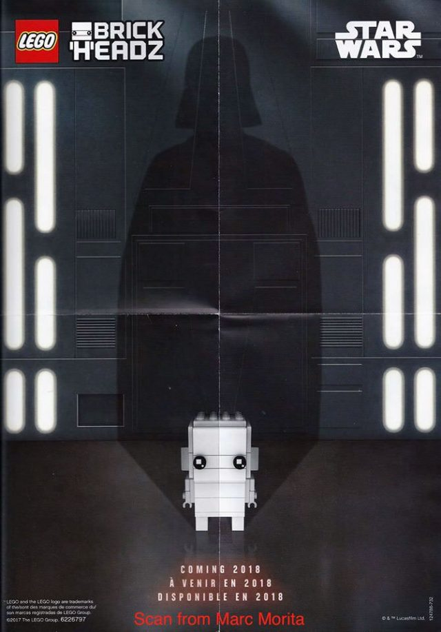 LEGO BrickHeadz Star Wars Darth Vader