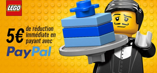 LEGO Paypal