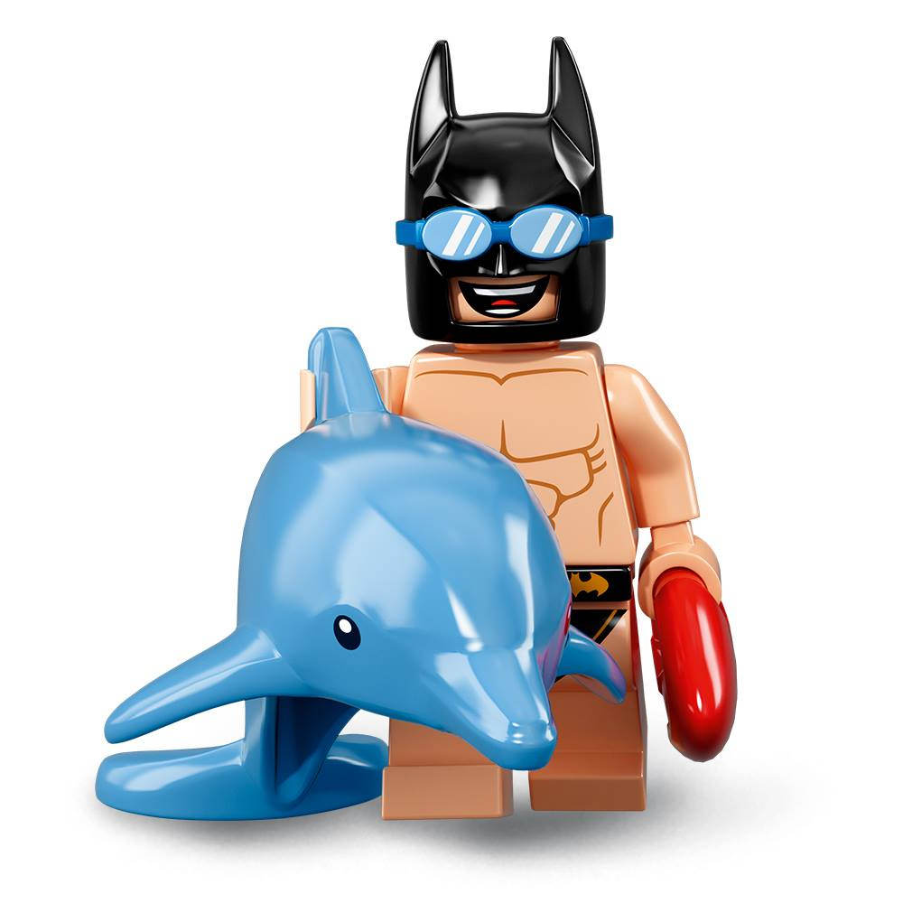 Minifigs 224 Collectionner 71020 The Lego Batman Movie