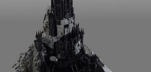 Barad-dûr, la Tour Sombre de Sauron