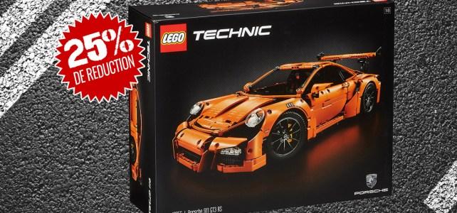 LEGO 42056 Porsche promotion