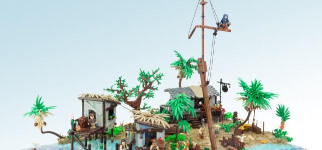 LEGO Assassin's Creed Black Flag