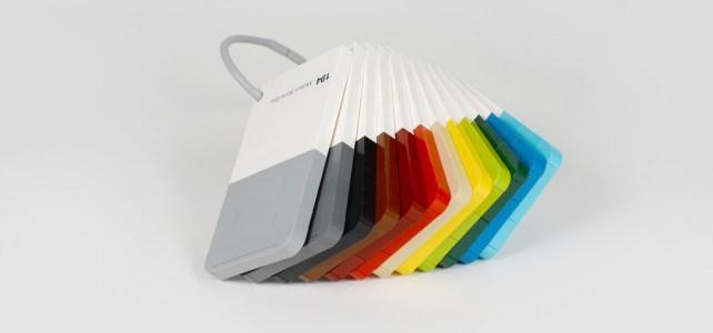 Nuancier des couleurs LEGO