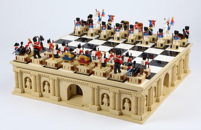 LEGO Echiquier Empire