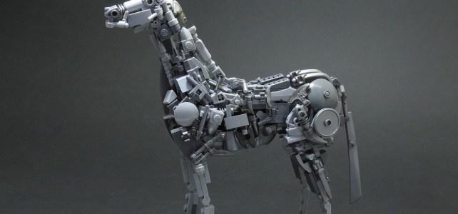 LEGO War Horse - Cheval de guerre