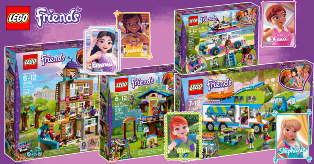 Review LEGO Friends 2018 Part 4