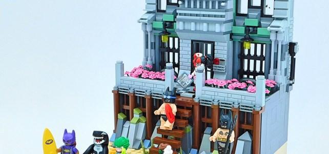 Mettre en scène ses minifigs à collectionner The LEGO Batman Movie