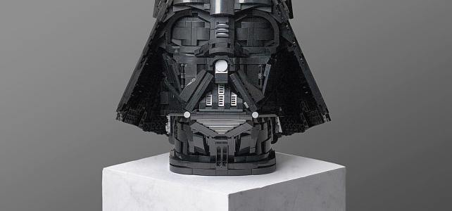 Piqûre de Star Wars : Dark Vador et Death Star XXL