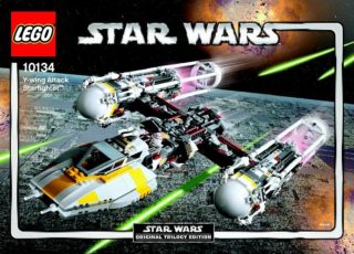LEGO Star Wars 10134 UCS Y-Wing Starfighter