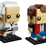 LEGO BrickHeadz 41611 Marty McFly & Doc Brown