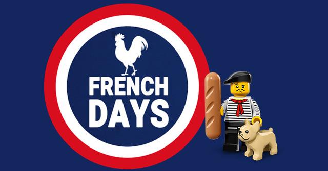 LEGO French Days