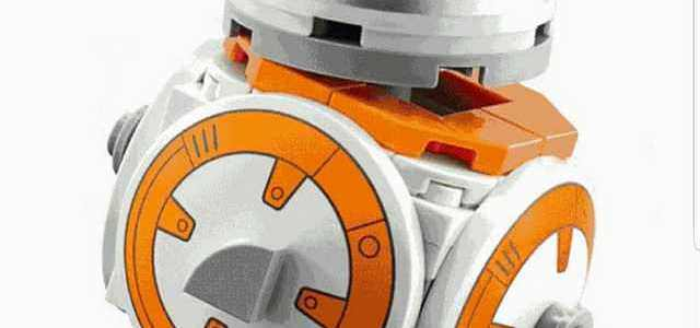 LEGO STAR WARS MAY THE 4TH BB-8