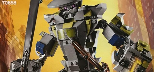 Nouveautés LEGO Ninjago été 2018 : les visuels officiels