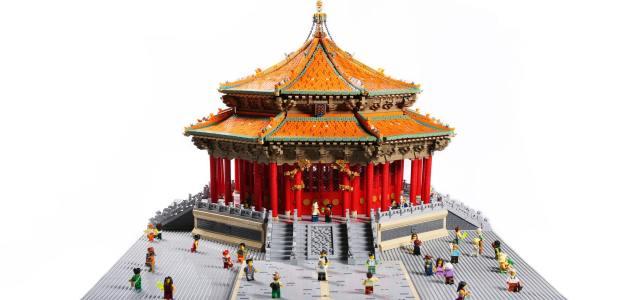 Dazheng Hall, Palais Impérial de Shenyang, Chine