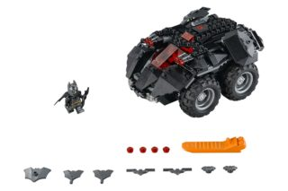 LEGO 76112 DC Comics App-Controlled Batmobile