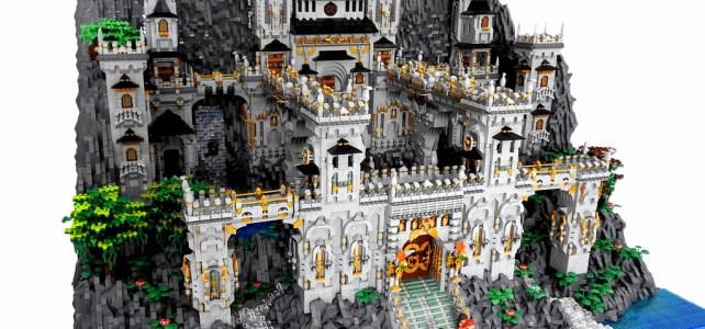 LEGO Castle Gigantesque chateau