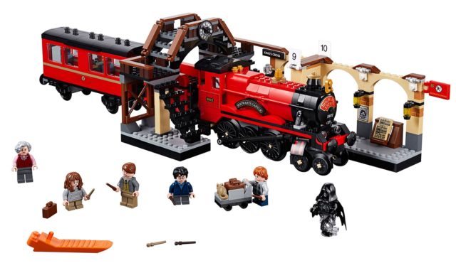 LEGO Harry Potter 75955 The Hogwarts Express