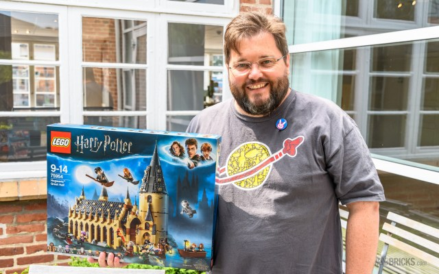 Interview LEGO Mark Stafford Harry Potter