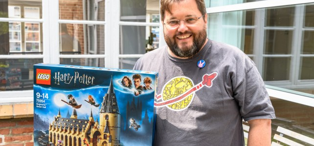 Interview de Mark Stafford, Senior designer LEGO Harry Potter