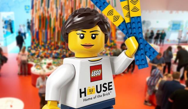 LEGO House billet RFID