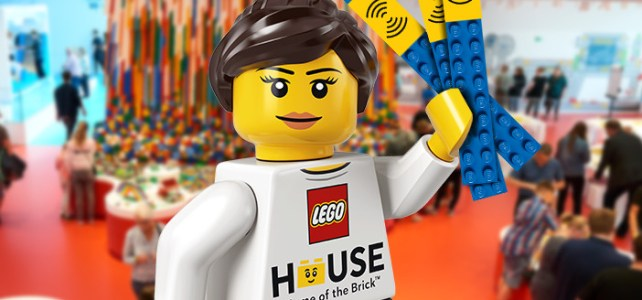 Visite de la LEGO House à Billund : Home of the Brick !