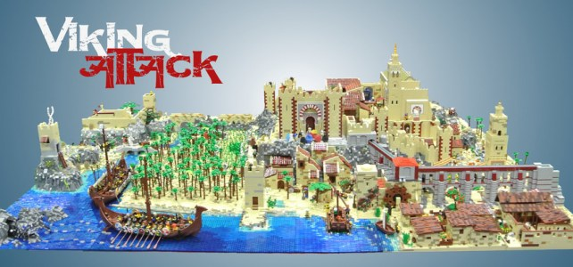 LEGO Vikings Attack