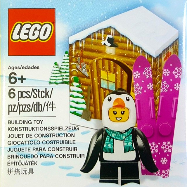 LEGO 5005251 Penguin Suit Girl minifig
