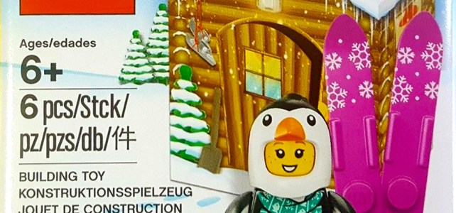 LEGO 5005251 Penguin Suit Girl minifig