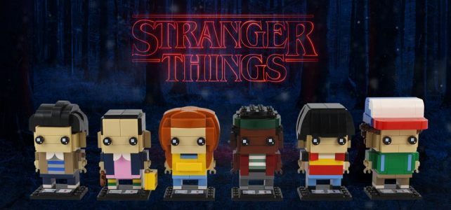 LEGO BrickHeadz Stranger Things