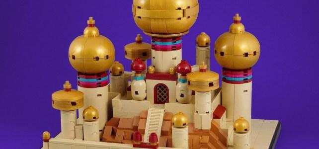 Agrabah microscale Disney Aladdin