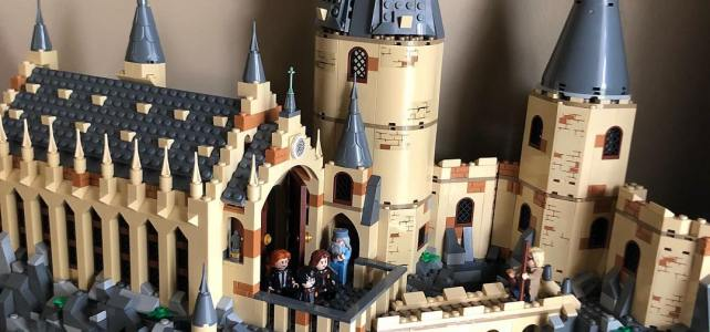 LEGO Harry Potter : améliorer les sets 75954 Hogwarts Great Hall et 75953 Hogwarts Whomping Willow