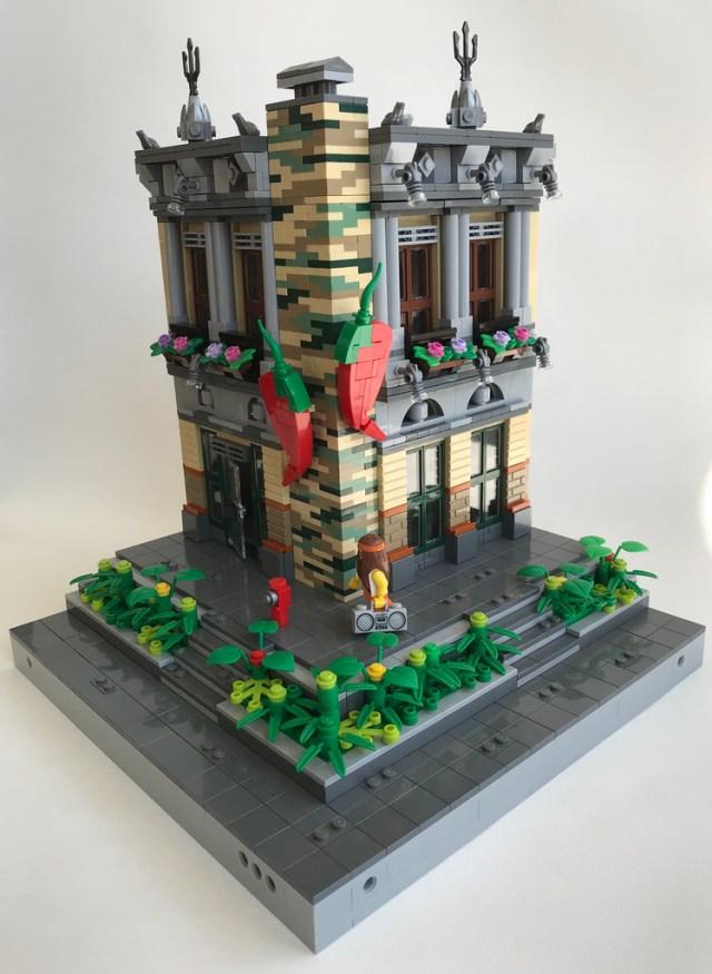 LEGO Modular MOC