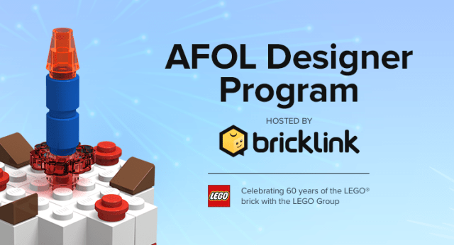 Bricklink LEGO AFOL Designer Program