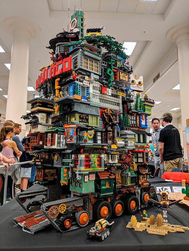 LEGO Ninjago City Mortal Engines