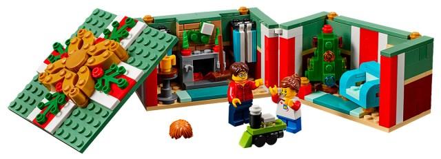 LEGO 40292 Christmas Gift Box
