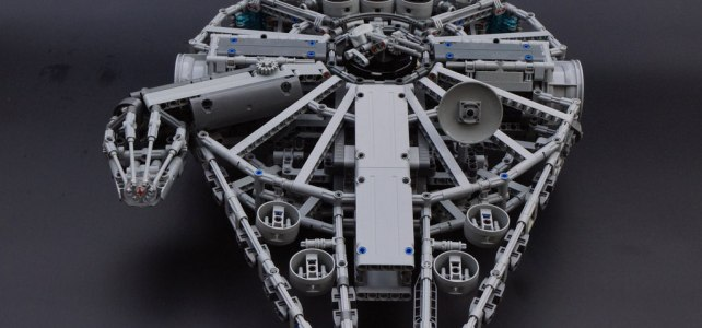 Star Wars Millennium Falcon LEGO Technic