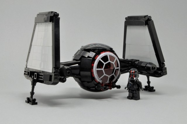LEGO First Order TIE Proteus