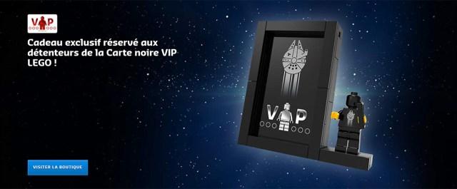 cadeau LEGO VIP carte noire