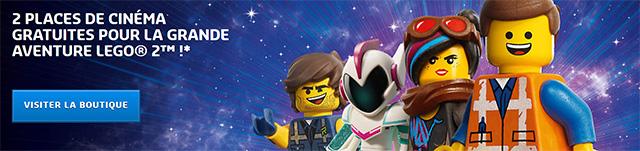 La Grande Aventure LEGO 2 cinema