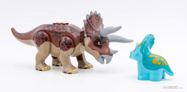 REVIEW LEGO DUPLO 10879 Jurassic World