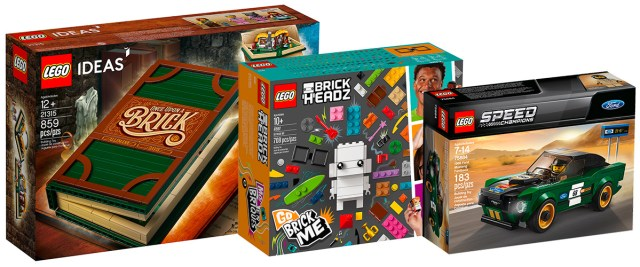 Tops LEGO 2018