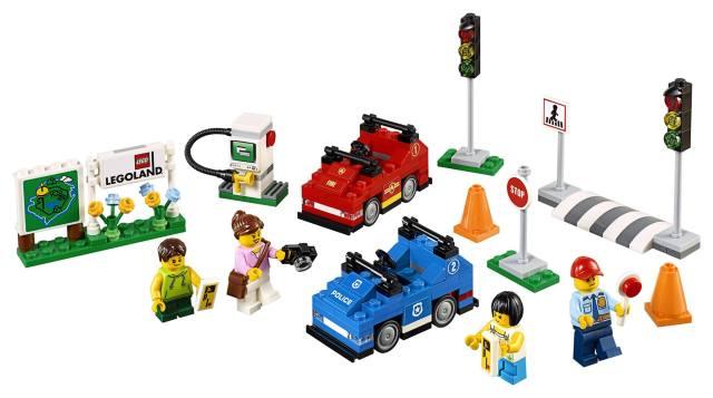 Nouveauté LEGO 40347 LEGOLAND Driving School